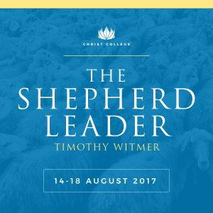 Shepherd Leadership Intensive
