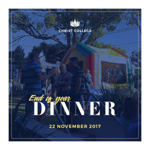 End of Year Dinner 2017