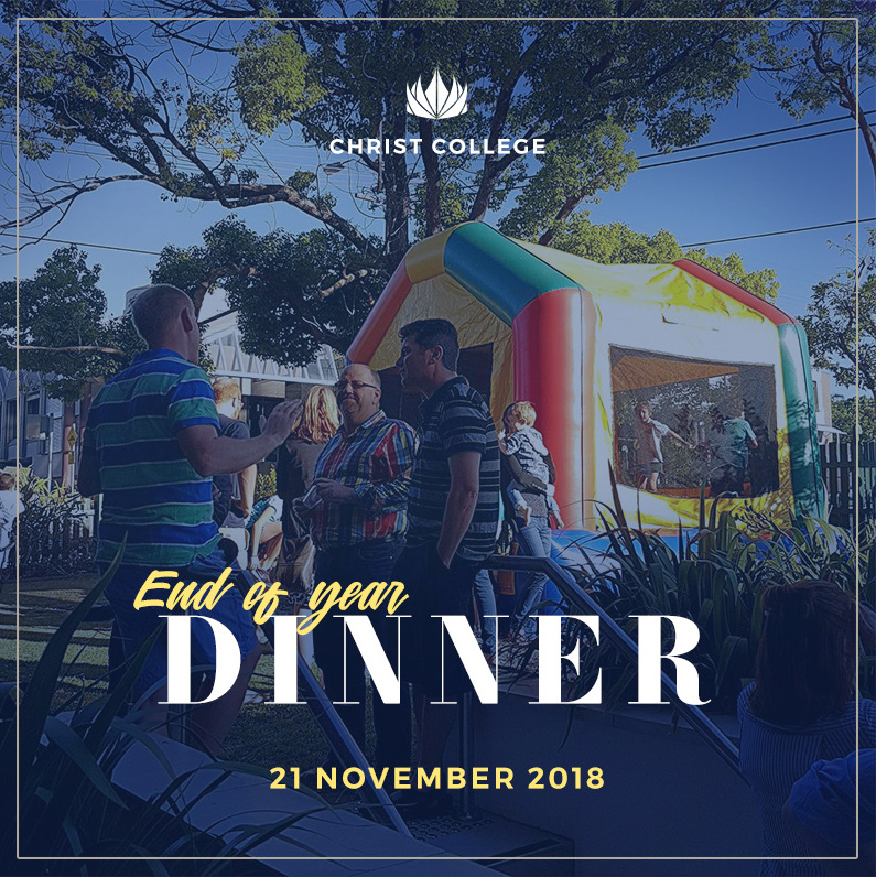 End of Year Dinner 2018