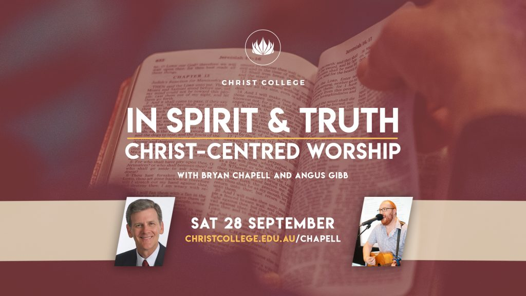 Bryan Chapell: Day Conference