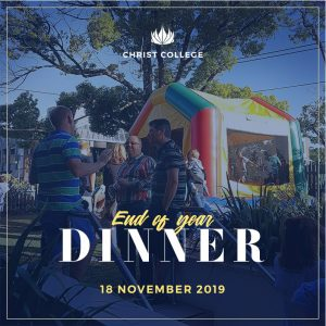 End of Year Dinner 2019