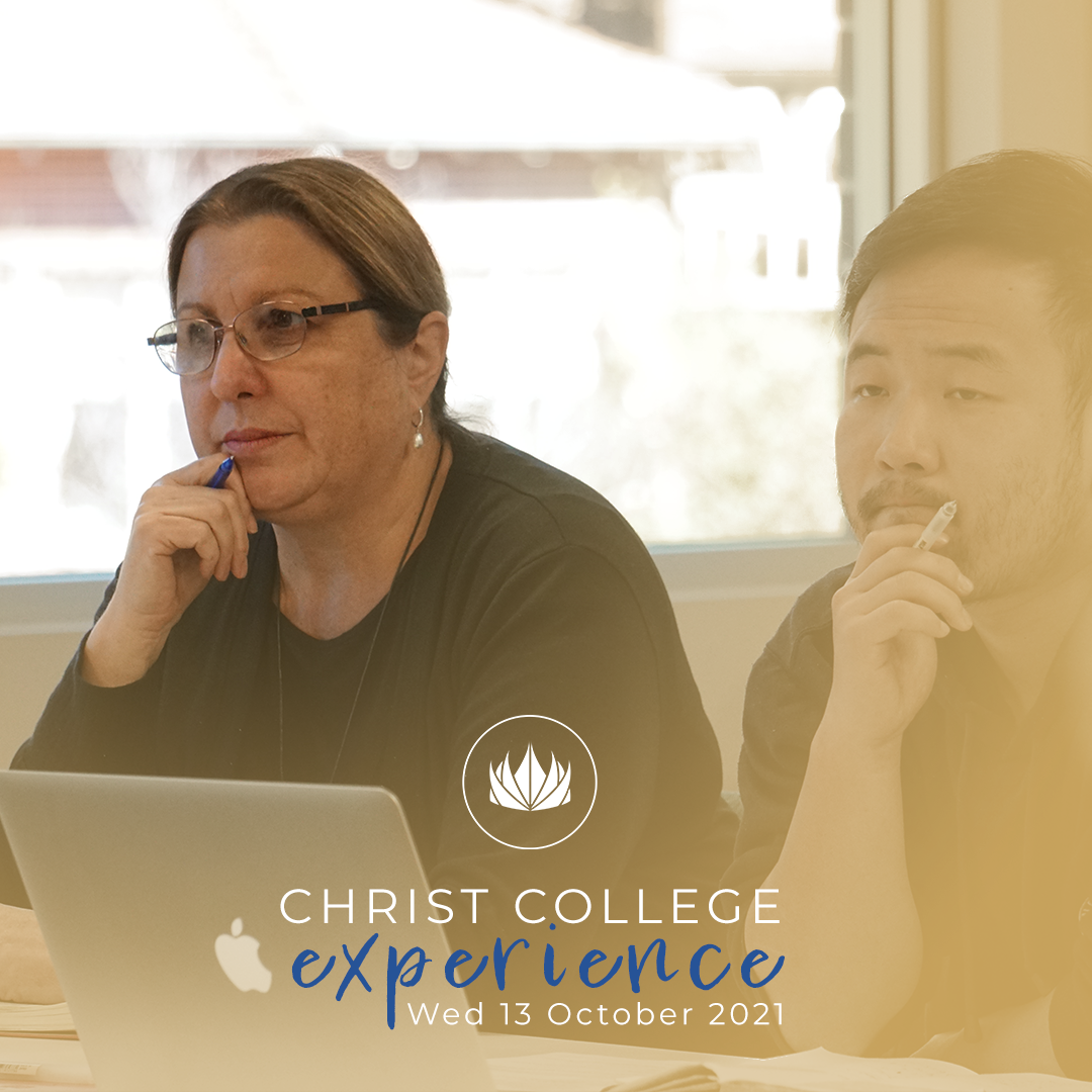 Christ College Experience 2021
